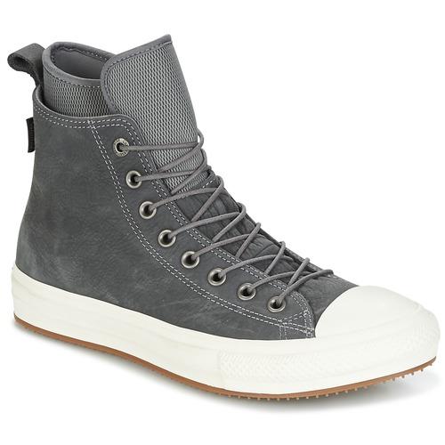 36c73ddd004 Shoes Men High top trainers Converse CHUCK TAYLOR WP BOOT NUBUCK HI MASON  EGRET