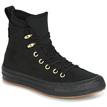Shoes Women High top trainers Converse CHUCK TAYLOR WP BOOT Black