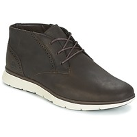 Shoes Men High top trainers Timberland FRANKLIN PRK CHUKKA MULCH / Mincio