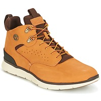 Shoes Men High top trainers Timberland KILLINGTON HIKER CHUKKA Camel