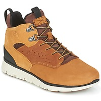 Shoes Children High top trainers Timberland KILLINGTON HIKER CHUKKA Beige