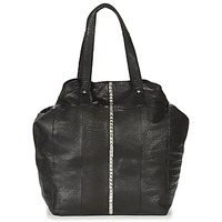 Bags Women Shopper bags Pieces JULES Black