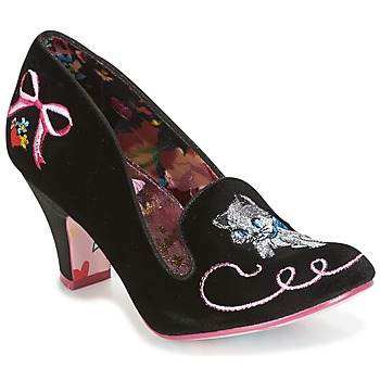 Shoes Women Court shoes Irregular Choice FUZZY PEG Black