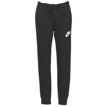material Women Tracksuit bottoms Nike RALLY PANT Black / White