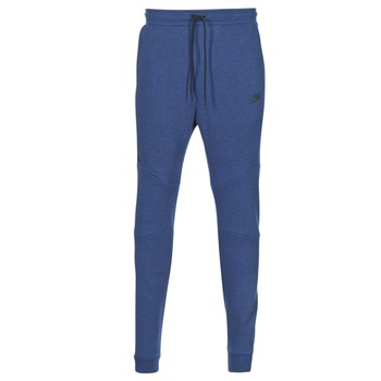 material Men Tracksuit bottoms Nike TECH FLEECE JOGGER Blue
