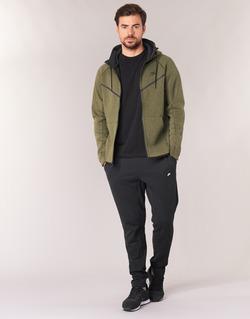 material Men Tracksuit bottoms Nike MODERN PANT Black