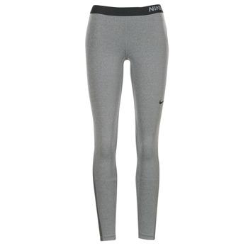 material Women leggings Nike NIKE PRO TIGHT Grey / Black
