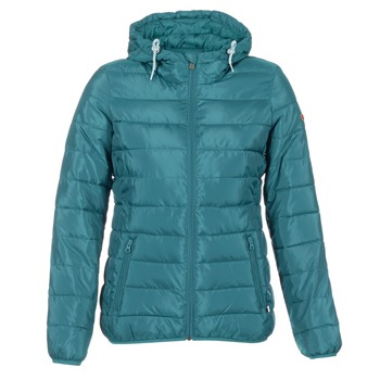 material Women Duffel coats Roxy FOREVER FREELY Blue / Petrol