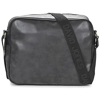 Bags Men Messenger bags David Jones CHAMIL Black