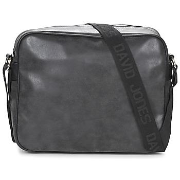 Bags Men Messenger bags David Jones CHAMIL Black