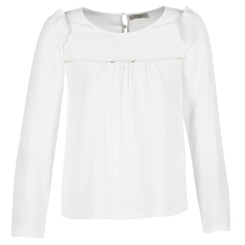 material Women Blouses Betty London HAMONE Ecru