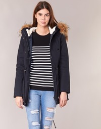 material Women Parkas Moony Mood HADDY Marine