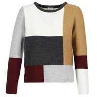 material Women jumpers Vila VIPLACEIT Brown