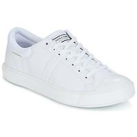 Shoes Men Low top trainers Jack & Jones MERVIN White