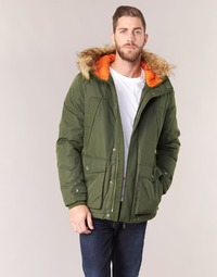 material Men Parkas Jack & Jones MOUNTAIN ORIGINALS Kaki