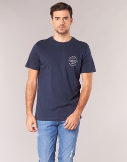 material Men short-sleeved t-shirts Jack & Jones ORGANIC ORIGINALS Marine