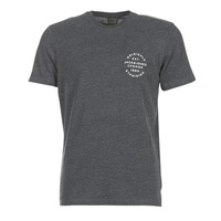 material Men short-sleeved t-shirts Jack & Jones ORGANIC ORIGINALS Grey