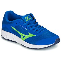 Shoes Children Running shoes Mizuno MIZUNO SYNCHRO JR Blue