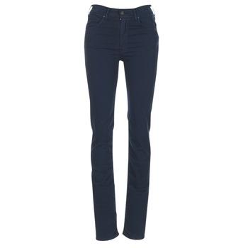 material Women 5-pocket trousers Cimarron NOUFLORE MARINE