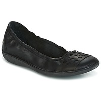 Shoes Women Ballerinas TBS MAYORK Black