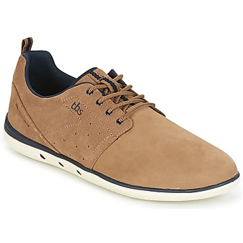 Shoes Men Low top trainers TBS MATAHI Tabacco