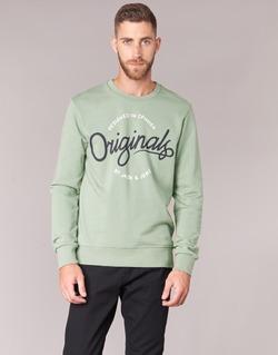 material Men sweatpants Jack & Jones SWEEP ORIGINALS Green
