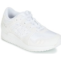 Shoes Children Running shoes Asics GEL-LYTE III PS White / BEIGE