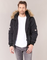 material Men Duffel coats Lonsdale JARRETH Black