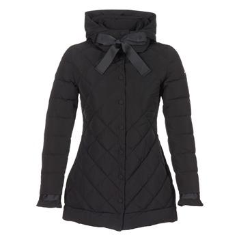 material Women Duffel coats Armani jeans JERNDA Black