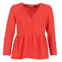 material Women Blouses Betty London IHALICE Red