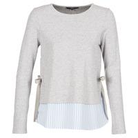 material Women sweatpants Vero Moda KIAM Grey