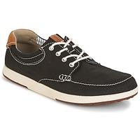 Shoes Men Low top trainers Clarks Norwin Vibe Black