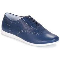 Shoes Women Brogue shoes Kickers BECKI Marine