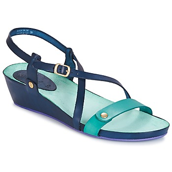 Shoes Women Sandals Kickers TASTE MARINE / Blue / Lagoon