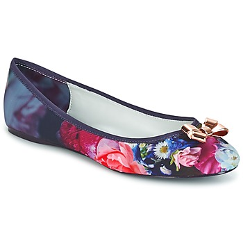 Shoes Women Ballerinas Ted Baker IMME 2 DKBLUE