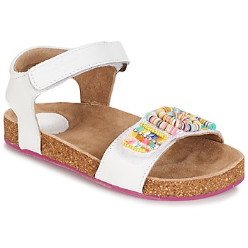Shoes Girl Sandals Kickers NAISSA White