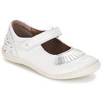 Shoes Girl Ballerinas Kickers CALYPSO White
