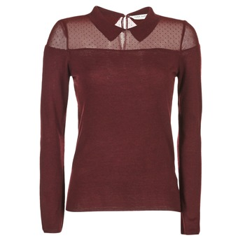 material Women jumpers Naf Naf NAMONIE BORDEAUX