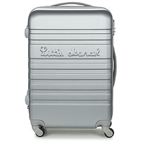 Bags Hard Suitcases Little Marcel BLOC SILVER