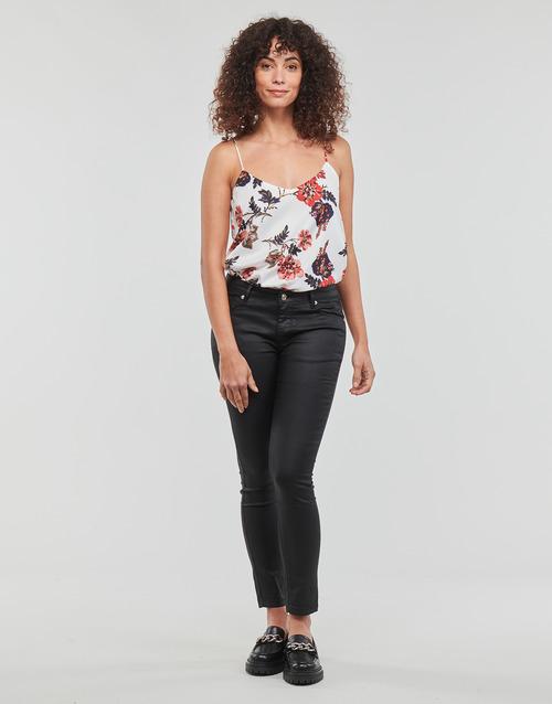 material Women 5-pocket trousers Moony Mood HENDUI Black
