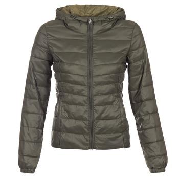 material Women Duffel coats Only TAHOE KAKI