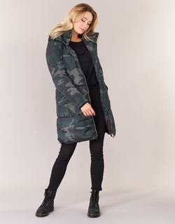 material Women Duffel coats Only EDINA Kaki