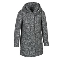 material Women coats Only INDIE Grey