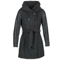 material Women coats Only MARY LISA Grey