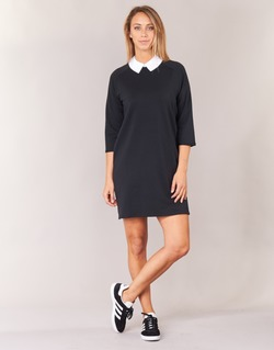 material Women Short Dresses Only MANDY Black