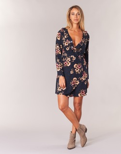 material Women Short Dresses Only JENNY Marine