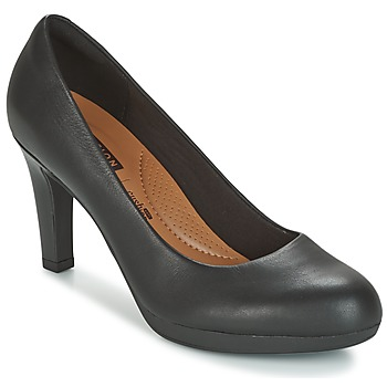 Shoes Women Court shoes Clarks Adriel Viola Black