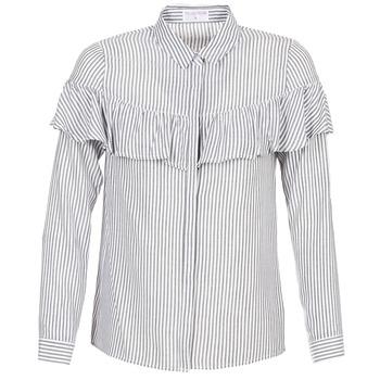 material Women Shirts Moony Mood HALIS White