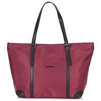 Bags Women Shopper bags Hexagona JOLLY EPAULE BORDEAUX