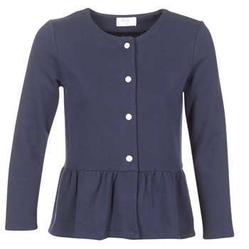 material Women Jackets / Blazers Betty London INNATA Marine